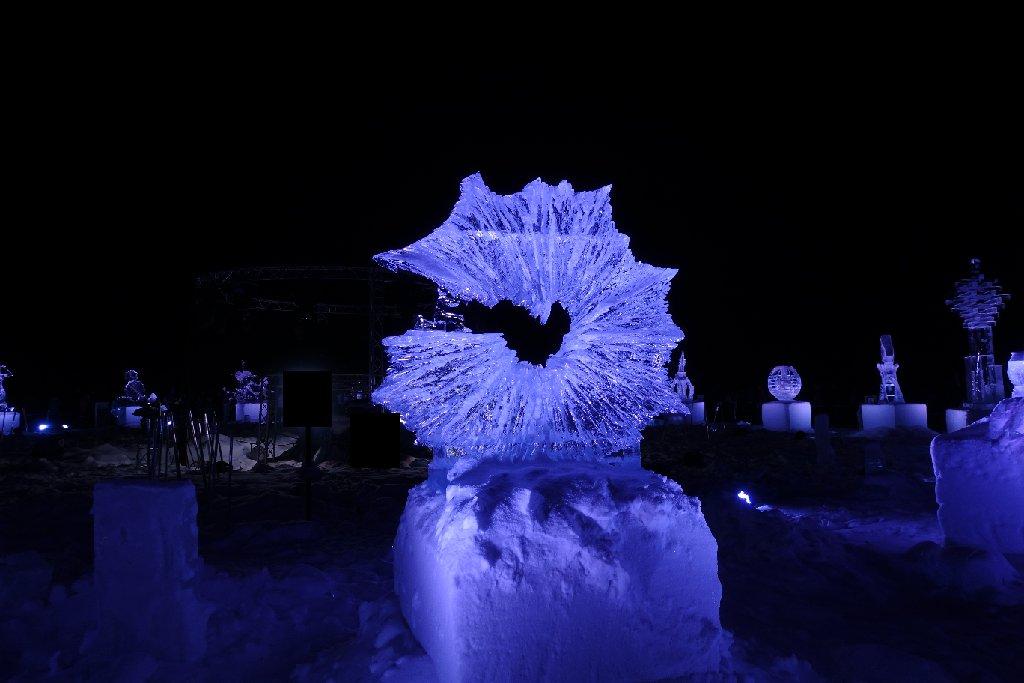 Retour site association valloire nature et avenir statues statues de glace 2018 na open your - Saint de glace 2018 ...